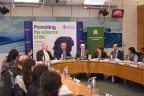 Voice of the Future: early career scientists question MPs
